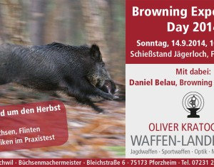 Browning Experience Day 2014