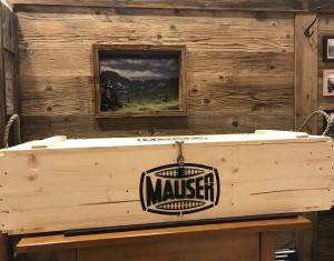 Mauser M18  – 20.1.2018 :: 10 Uhr