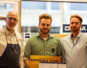 "Gewinner der ZEISS ""Real Life Hunting Experience""  stehen fest"